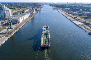 Prom elektryczny dla Norled na próbach morskich