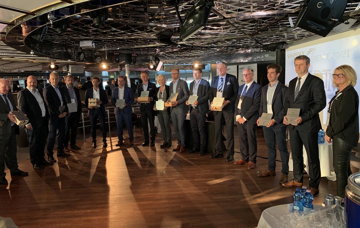 Nagroda dla Remontowa Shipbuilding SHIPPAX 2021